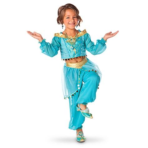 Princess Jasmine Costume Kids